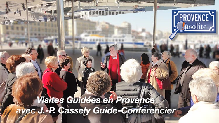 provence marseille aix guide conferencier